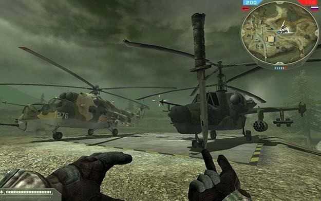 Battlefield 2: mercenaries rus скачать через торрент на pc.
