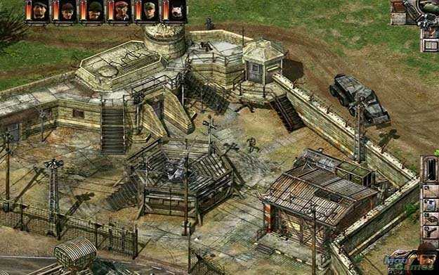 Commandos 1 behind the enemy lines pc game full version free.