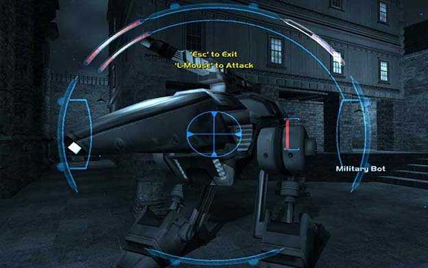 Фото deus ex deus ex: invisible war игры.