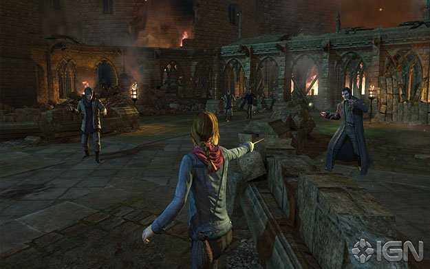 Скачать игру гарри поттер и дары смерти: часть вторая для pc через.