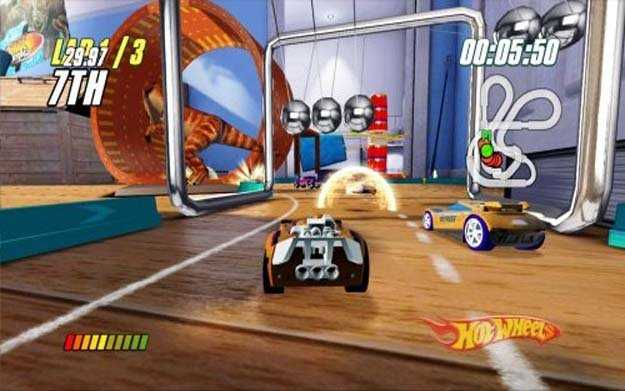 Hot wheels: race off: мод
