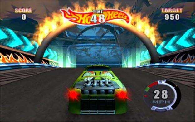 Hot wheels stunt track driver pc review and full download | old.