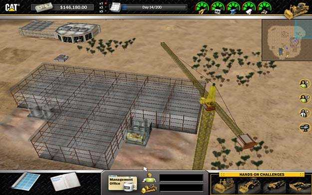 Caterpillar Construction Tycoon