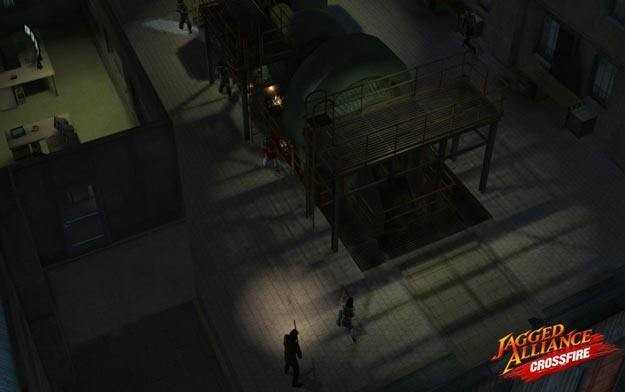 Jagged Alliance: Crossfire