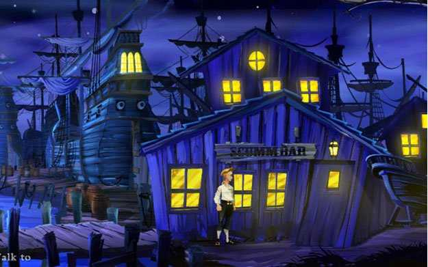 The Secret of Monkey Island: Special Edition