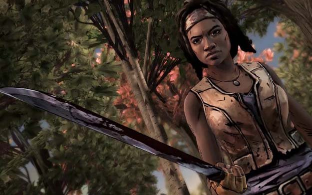 The Walking Dead: Michonne Episode 1-3