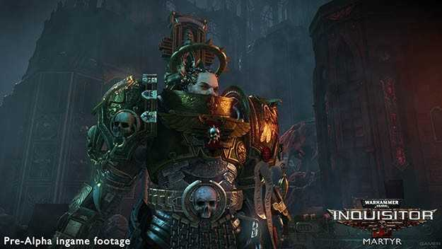 Warhammer 40000: Inquisitor Martyr