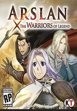 ARSLAN: The Warriors Legend