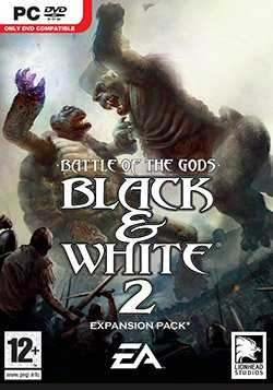 Black and White 2 Battle of the Gods)