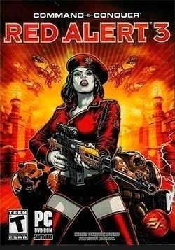 Command and Conquer - Red Alert 3)