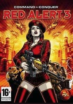 Command and Conquer: Red Alert 3 Uprising