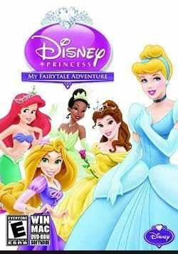 Disney Princess: My Fairytale Adventure)
