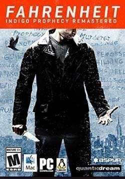 Fahrenheit: Indigo Prophecy Remastered)