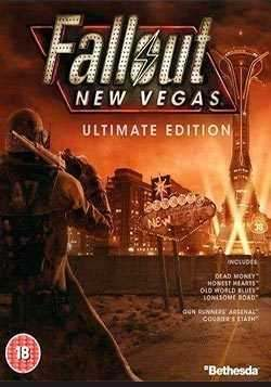 Fallout: New Vegas - Ultimate Edition)