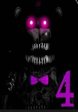 Five Night at Freddys 4