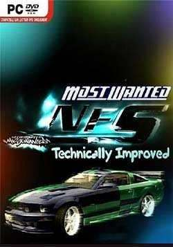 NFS: Most Wanted - Technically Improved