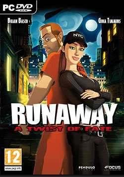Runaway 3: A Twist of Fate)