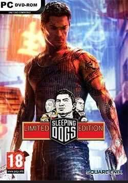 Sleeping Dogs - Limited Edition