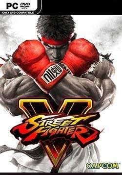 Street Fighter 5 Deluxe Edition
