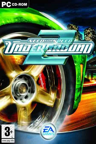 Need For Speed Underground 2)