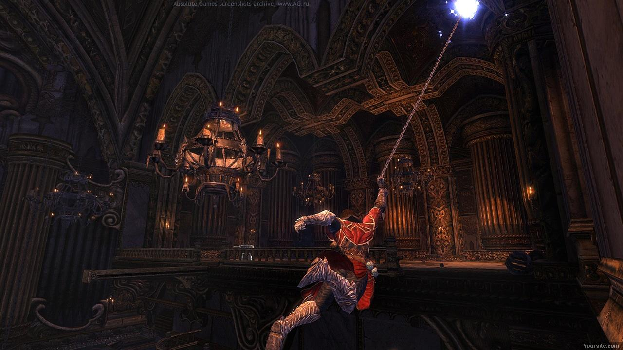 Скачать торрент castlevania lords of shadow 2 revelations.